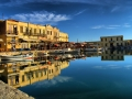 Old (Venetian) Harbor – Rethymnon