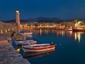 Lighthouse in the Venetian Harbor – Rethymnon