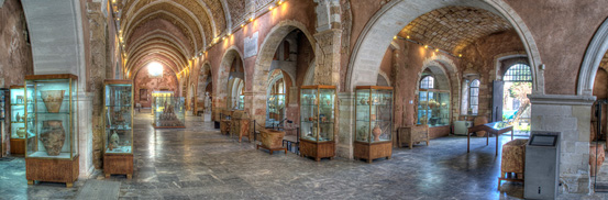 Museums and archaeological sites