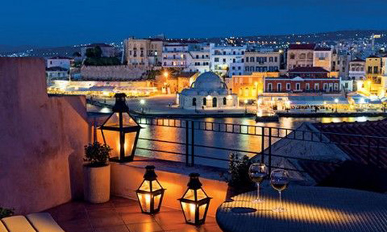 Accommodation in Chania
