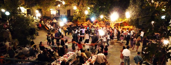 Night life and entertainment in Chania